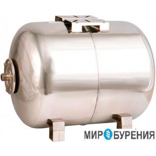 Гідроакумулятор горизонтальний Aquatica 779111, 24 л, (нерж)