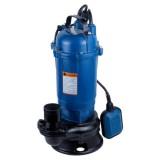Насос фекальный (канализационный) 1.8кВт Hmax 15м Qmax 350л/мин Wetron (773363)
