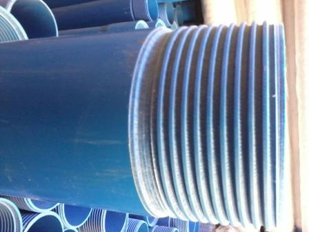 буровые трубы синие с резьбой