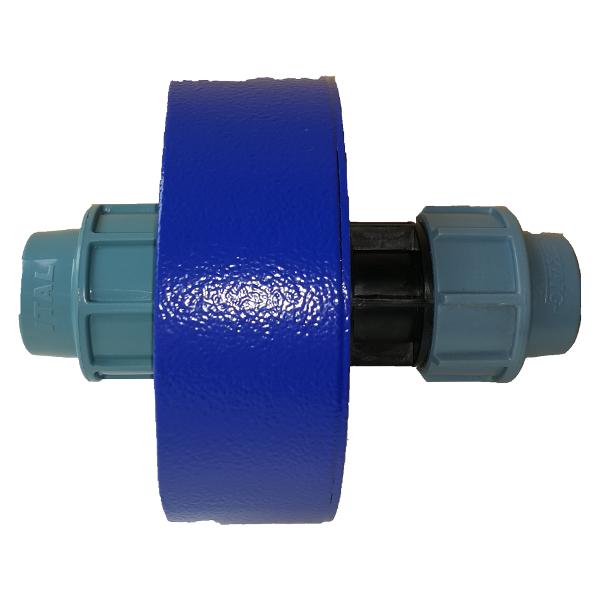 металлический оголовок для скважины 125 мм