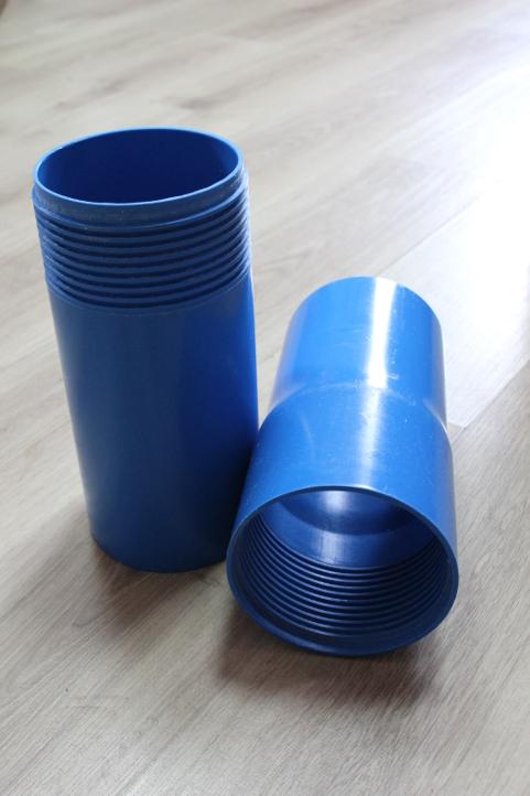 труба обсадная 125 мм 5,5 мм 3 м синяя